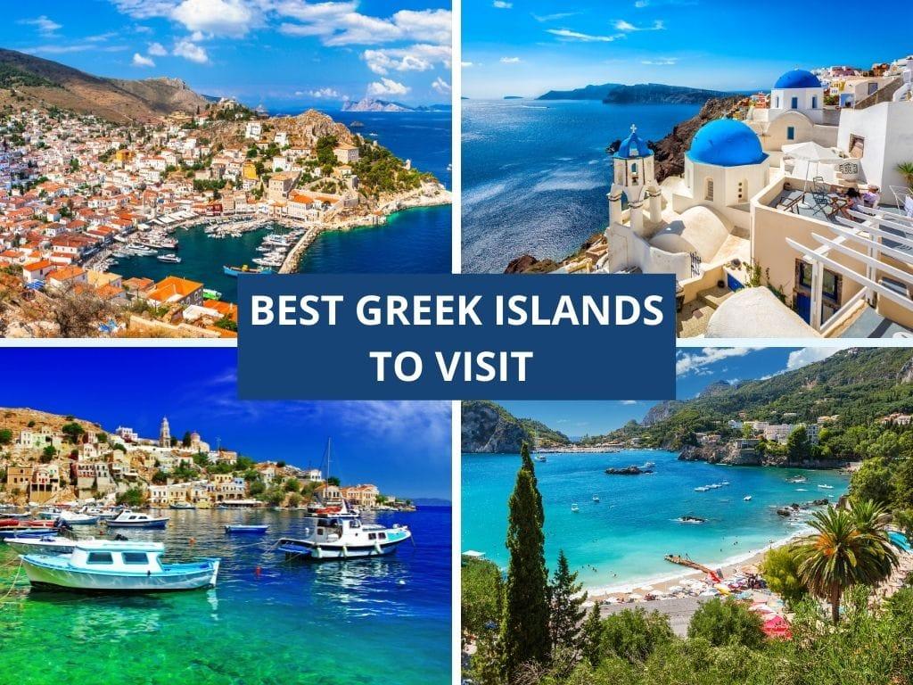 Best Greek Islands to visit