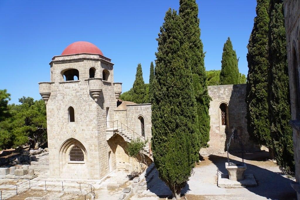 Filerimos Monastery - Things to do in Kefalonia