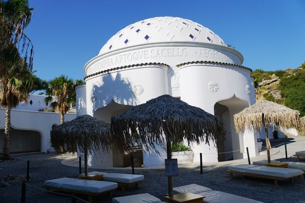 Thermal Springs of Kallithea - Things to do in Rhodes