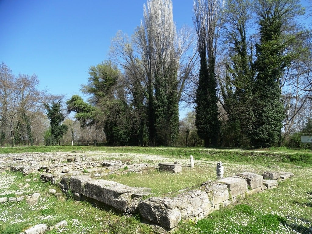 Dion - Historical Site in Greece