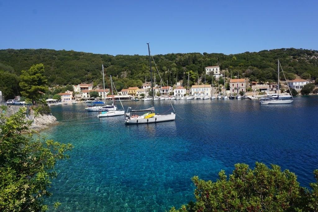 Ithaki island - best greek islands to visit