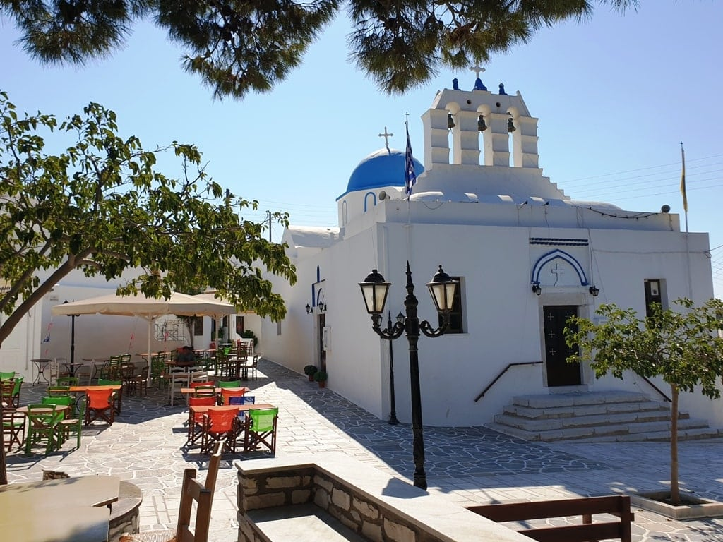 Kostos village  - Things to do in Paros