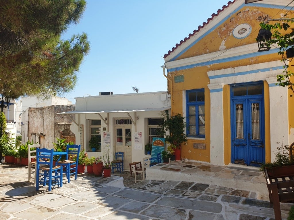 Lefkes Village Paros - Things to do in Paros