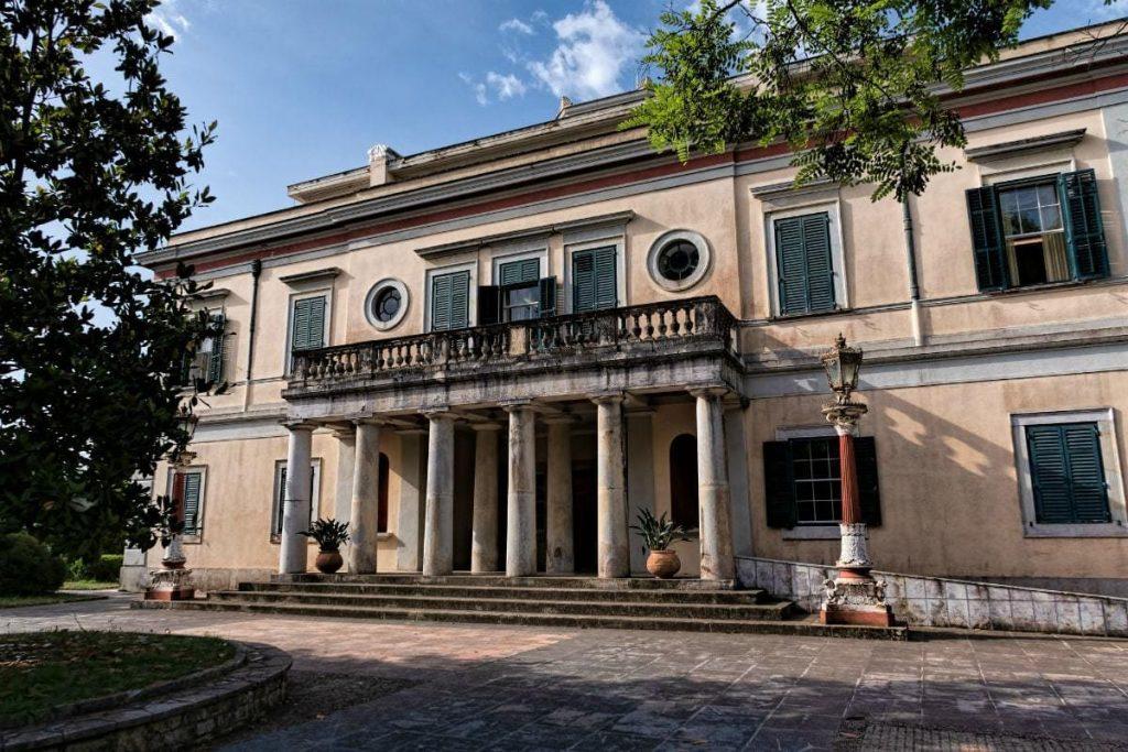 Mon Repos - Things to do in Corfu