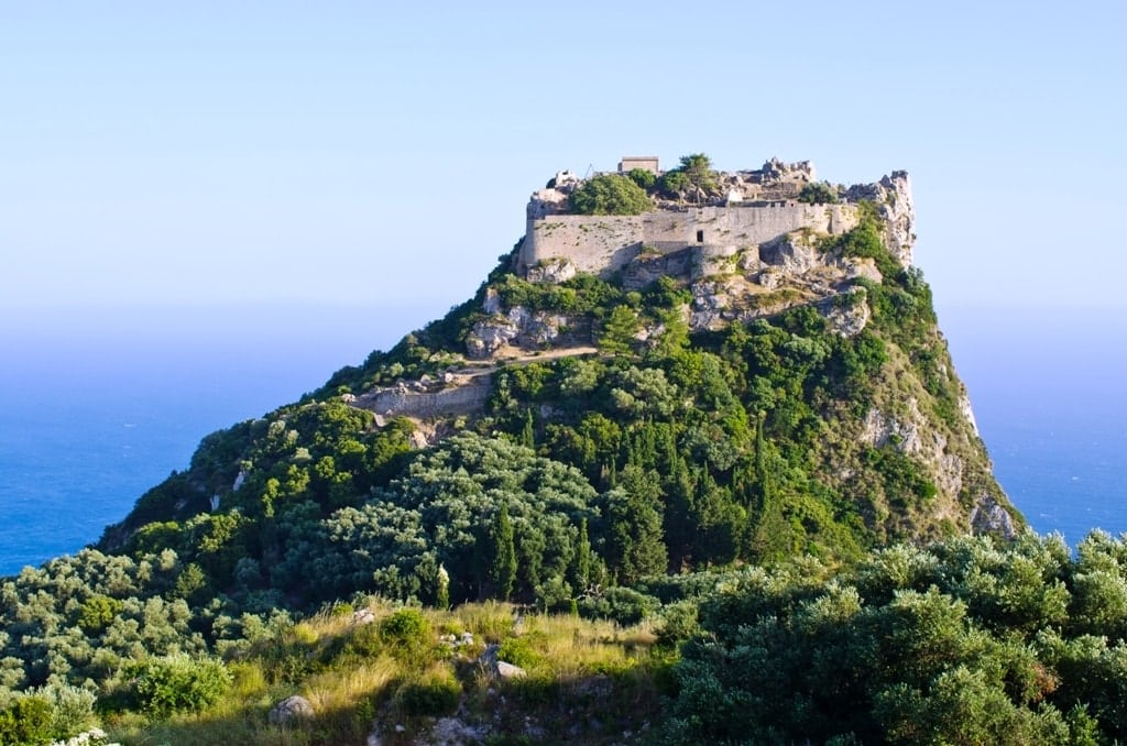 Angelokastro - things to do in Corfu