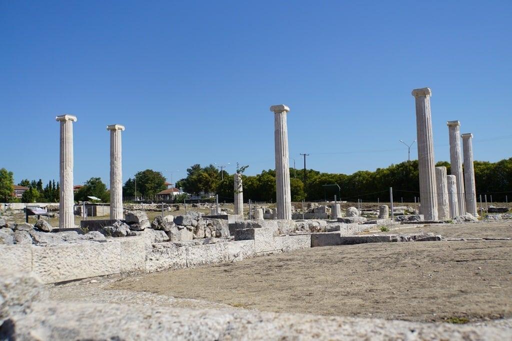 Pella - Historical Sites in Greece