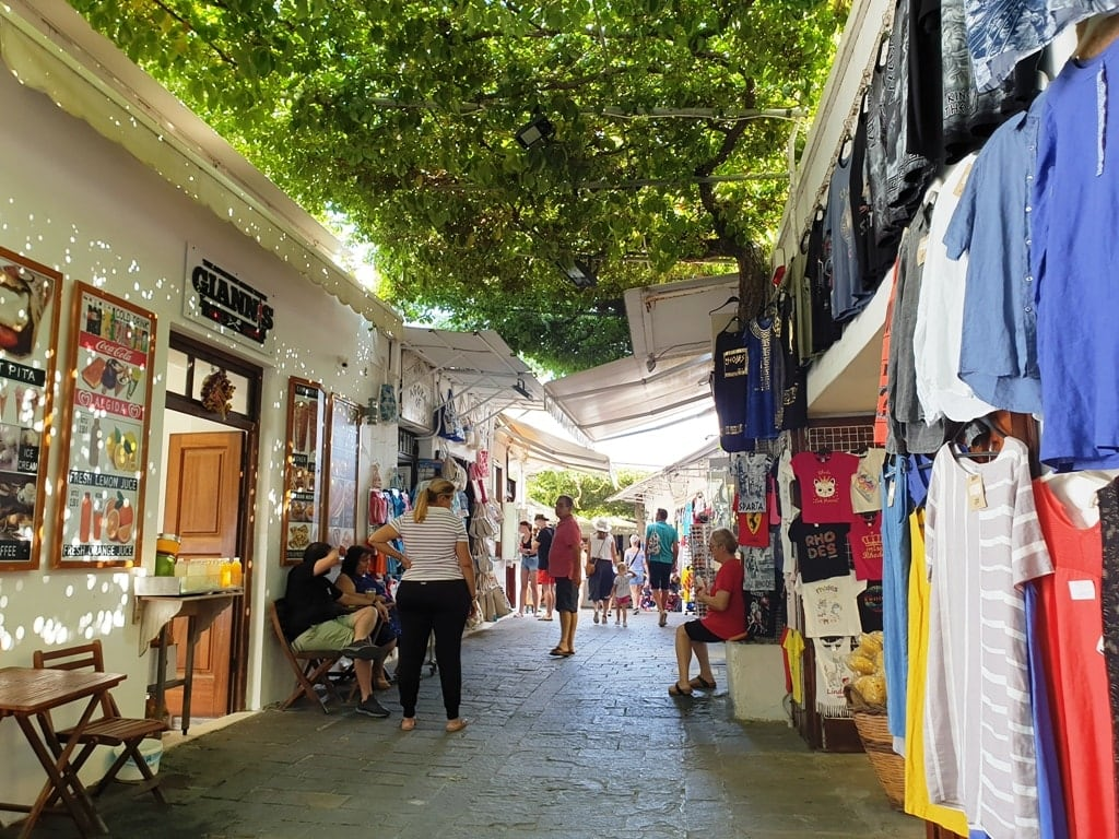 Lindos Village - what to do in Rhodes