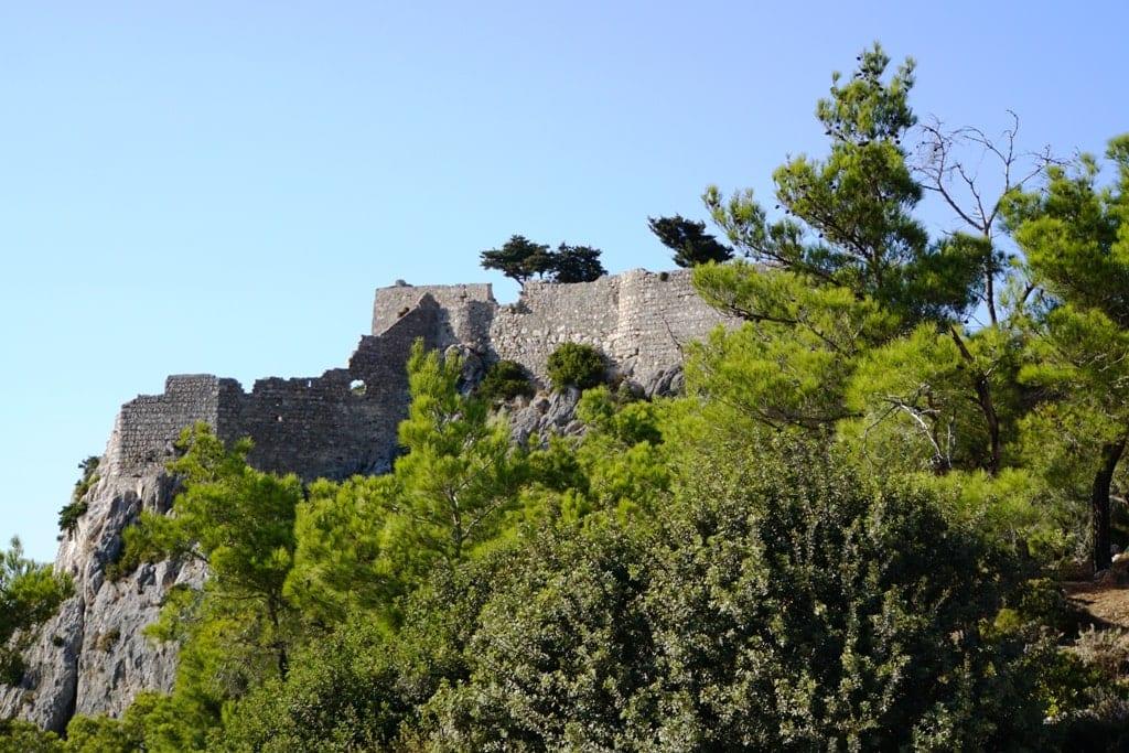 Monolithos Castle - wht to doin Rhodes