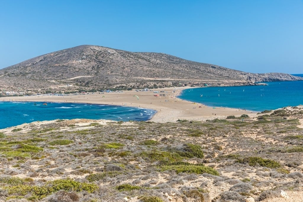 prassonisi beach Rhodes
